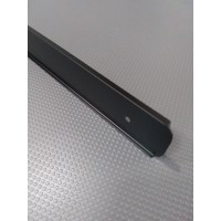 Стикова планка для стільниці LUXEFORM кутова колір RAL9005